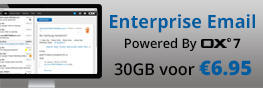Enterprise E-mail op basis van OX App Suite